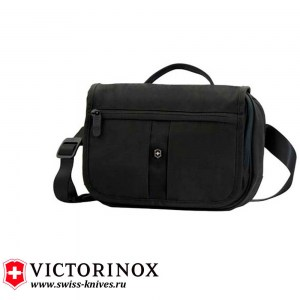 Сумка наплечная Victorinox Commuter Pack чёрная (3л) 31174501